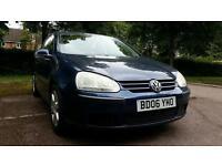 VW GOLF 1.6 FSI 2006 ** NEW CLUTCH KIT ** LONG MOT **