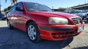 2003 Hyundai Elantra XD GL Red 5 Speed Manual Hatchback Enfield Port Adelaide Area Preview