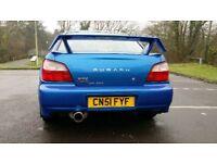 Subaru Impreza UK 300 limited edition