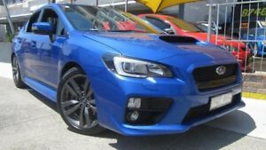 2016 Subaru WRX MY16 Premium (AWD) Blue 6 Speed Manual Sedan Homebush Strathfield Area Preview
