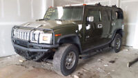 2003 HUMMER H2 FOR PARTS Calgary Alberta Preview