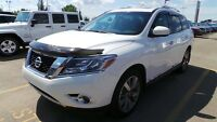2014 Nissan Pathfinder PLAT NAV  Finance $265 Bi-weekly