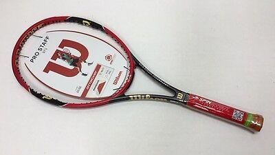 Wilson Pro Staff 97S Tennis Racquet - Unstrung - Grip 4 1/4 NEW
