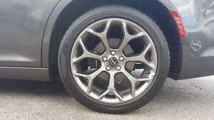 Looking for nice rims and tires for chrysler 300 - shiny black