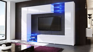 JOSY FURNITURE - Wall Unit / Entertainment Centres - Moderns