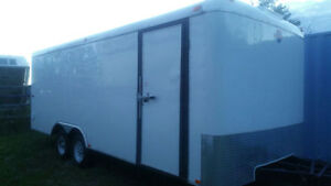 2013 Interstate victory trailer 20ft 7500lbs gvw