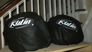 KYLIN MOTO HELMETS (HIS and HERS) $150 OBO