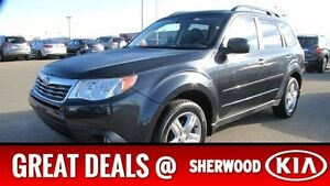 2009 Subaru Forester AWD LIMITED Leather,  Heated Seats,  A/C,