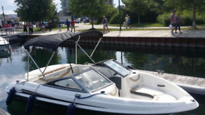 LIKE NEW-Larson 18 FT Bowrider-DON'T MISS OUT ON THIS ONE!