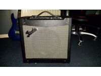 Fender electric guitar amp, perfect Christmas present for any Guitarist