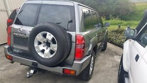 2008 Nissan Patrol GU 6 MY08 ST Silver 4 Speed Automatic Wagon Buderim Maroochydore Area Preview
