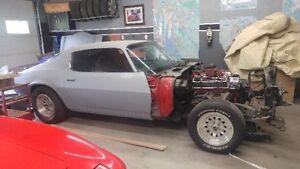 1973 Camaro Complete Car