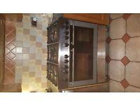 Kenwood dual fuel freestanding cooker