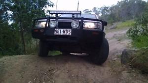 2002 HOLDEN FRONTERA 4X4 WAGON AUTO ( SWAPS FOR UTE ) Jimboomba Logan Area Preview