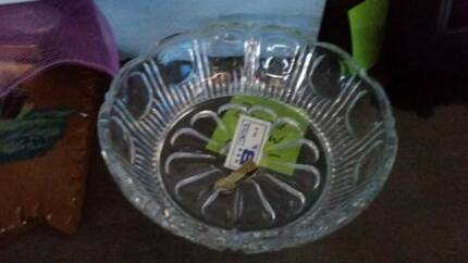 Dessert bowl and dessert dishes (Glasss) Barmera Berri Area Preview