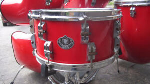 1981 STACCATO Thunderhorn 5 Pc. w/Extrememy Rare Snare