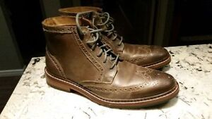 Men's size 8. COLE HAAN BOOTS. NEW.