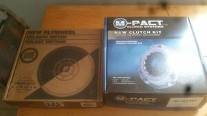 02 to 05 cavi clutch and flywheel kit with slave new in box!!!