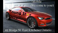 MOBILE CAR CLEANING/DETAILING/TIRE CHANGE
