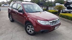 2011 Subaru Forester S3 MY11 XS AWD Red 4 Speed Sports Automatic Wagon Acacia Ridge Brisbane South West Preview