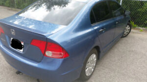 2008 Honda Civic DX Sedan comes with Safety & Emissions