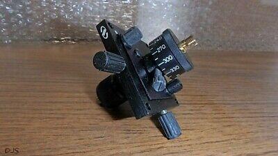 Newport Nrc Fiber Optic Positioner Dm133