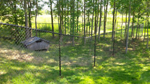 Chain Link Fence Professionals - It's ALL We Do! Free Quotes! Cambridge Kitchener Area image 2