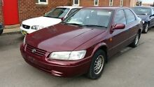 1999 Toyota Camry SXV20R CS-X Red 4 Speed Automatic Sedan Georgetown Newcastle Area Preview
