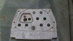 Honda Rubicon 500 Front Frame Engine Skid Plate