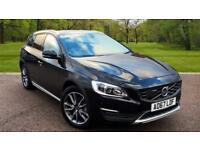 2017 Volvo V60 CC Cross Country Lux Nav Dark Tinted Rear Windows, Volvo On Call