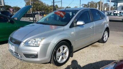 2006 Ford Focus LS LX Silver 4 Speed Automatic Hatchback Frankston Frankston Area Preview