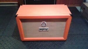 Orange PPC212 Cabinet and Cover