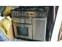 Toledo 90 range master cooker
