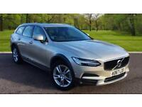 2017 Volvo V90CC D4 AWD Cross Country Automatic Panoramic Tilt Slide Sunroof, P