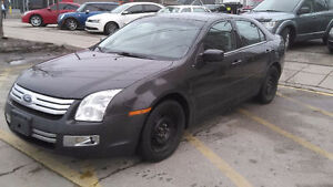 2007 Ford Fusion SEL 167900KM LEATHER MINT CONDITION