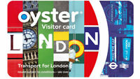 Two £25 Oyster Cards For Sale!!!