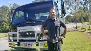 Need your Truck Licence?   MR HR -  Truck On Training Ipswich North Ipswich Ipswich City Preview