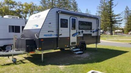 2017 NEW AGE OFF ROAD CARAVAN- 16FT Burleigh Heads Gold Coast South Preview