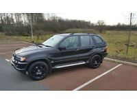 Bmw x5 3.0 ... low miles... quick sale required