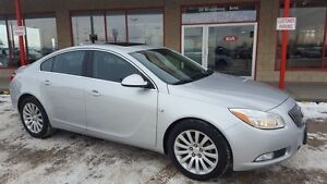 2011 Buick Regal CXL Leather,  Heated Seats,  Sunroof,  A/C,
