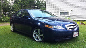 2004 Acura TL 3.2 v6 auto heated leather seats loaded
