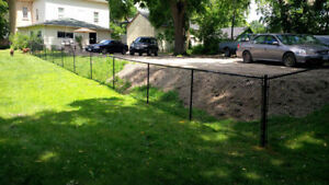 Chain Link Fence Professionals - It's ALL We Do! Free Quotes! Cambridge Kitchener Area image 4