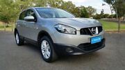 2013 Nissan Dualis J10W Series 3 MY12 ST Hatch X-tronic 2WD Silver 6 Speed Constant Variable Tanunda Barossa Area Preview