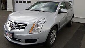 2013 Cadillac SRX Luxury
