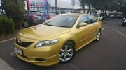 2007 Toyota Camry ACV40R Sportivo Gold 5 Speed Automatic Sedan Seaford Frankston Area Preview