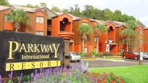 New Year Week, Parkway Int Resort, Kissimmee, Florida