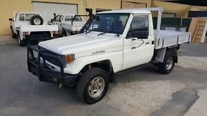 1991 Toyota Landcruiser HZJ75RP (4x4) 5 Speed Manual 4x4 Burleigh Heads Gold Coast South Preview