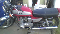 Suzuki GS for sell or trade