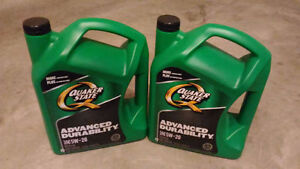 Brand New Quaker State Engine Oil 5w20 - Lot of 2 Jugs (sealed)