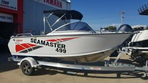 2019 Stacer 499 Sea Master Rockingham Rockingham Area Preview